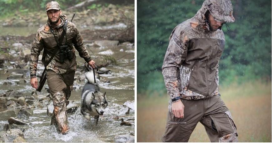 Tagart je dynamická značka loveckých oděvů, která nezklame ani nejnáročnější lovce a dobrodruhy.